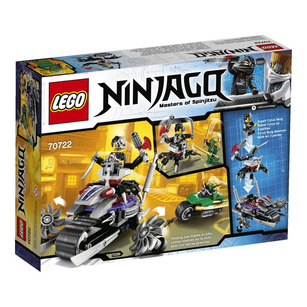 LEGO 70722 Ninjago OverBorg Attack (5)
