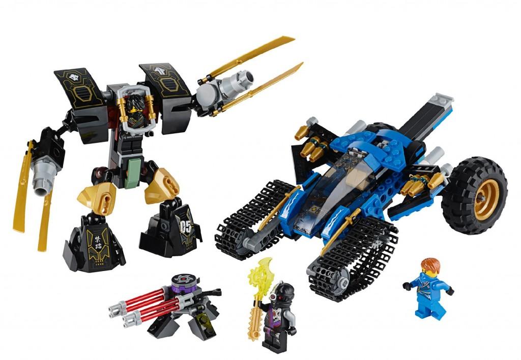 LEGO 70723 Ninjago Thunder Raider (1)