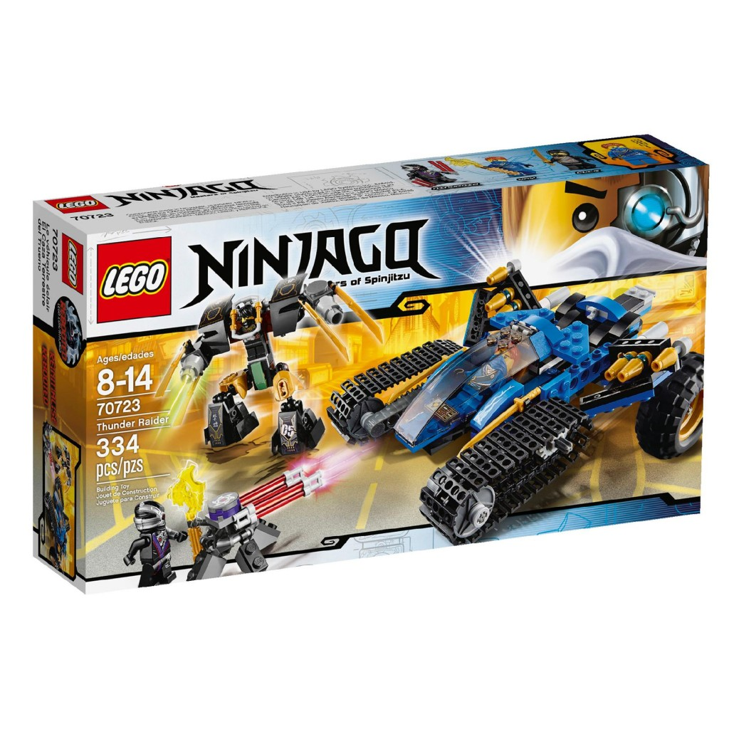 LEGO 70723 Ninjago Thunder Raider (4)