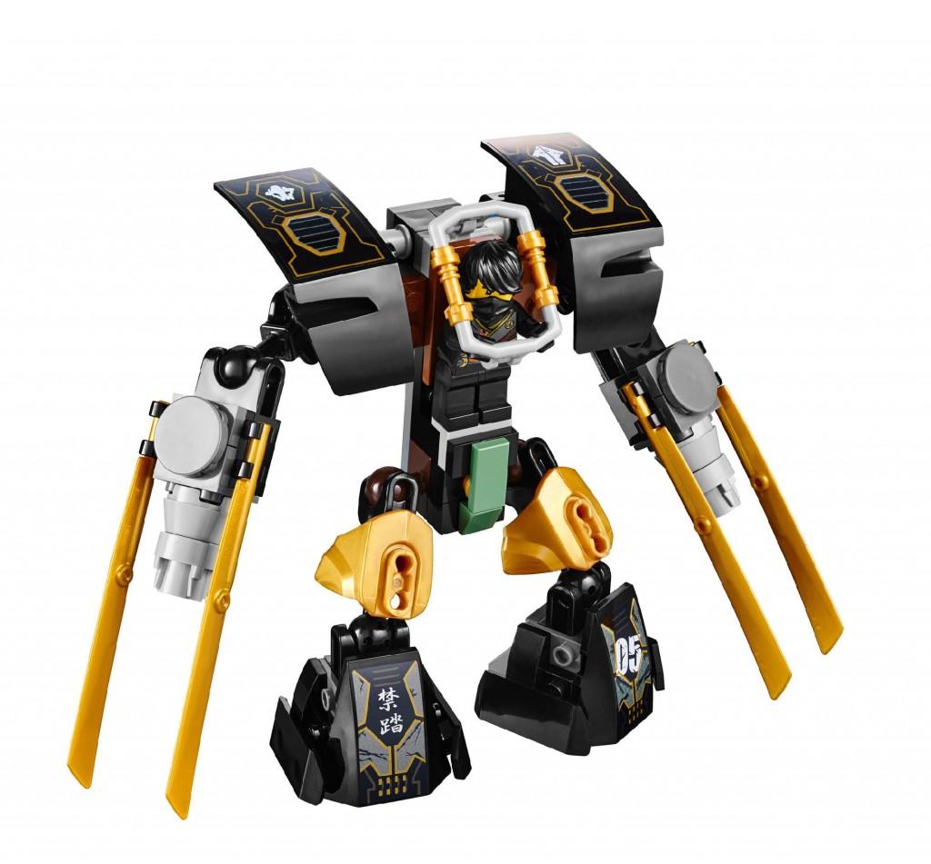 LEGO 70723 Ninjago Thunder Raider Mecha