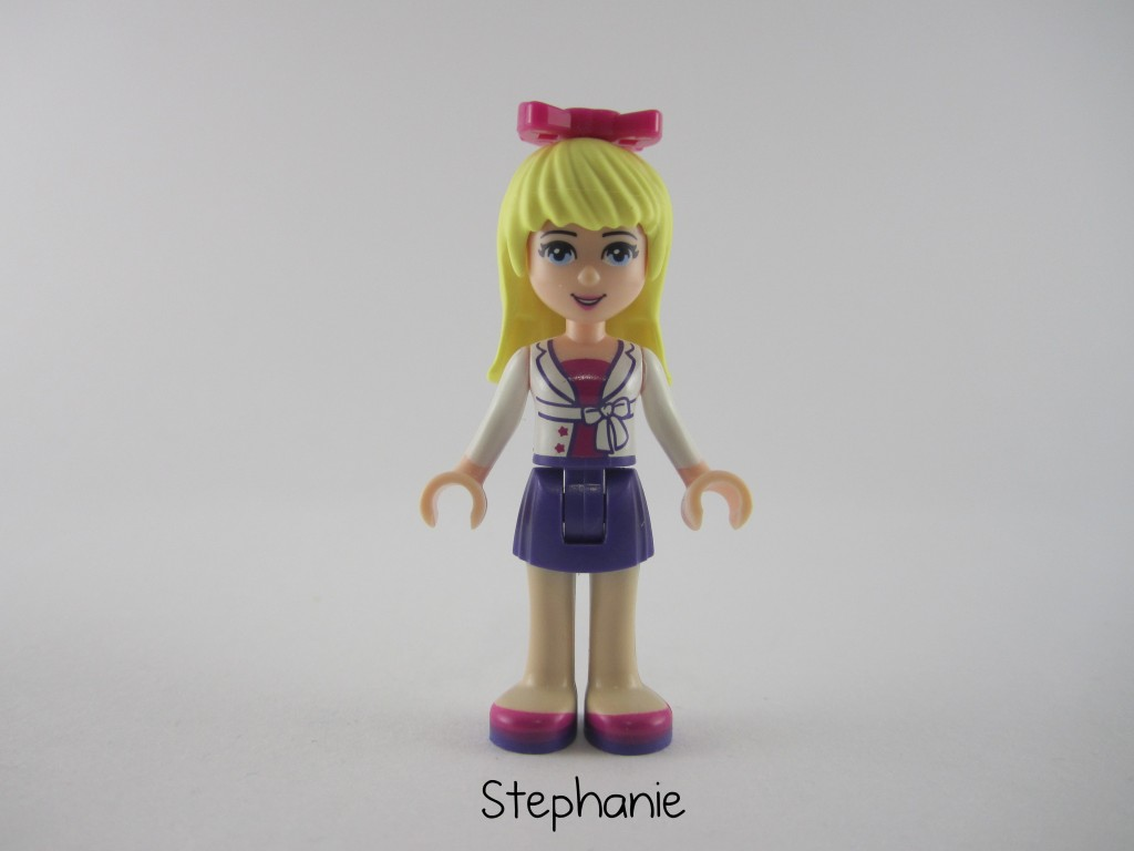 Friends Stephanie Minifig