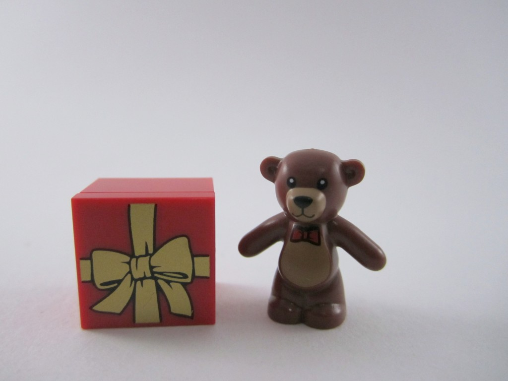 Lego Collectible Minifigures Holiday Elf Presents