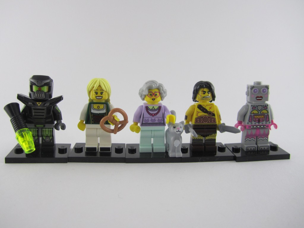 Review: Lego Minifigures Series 11 Part 3