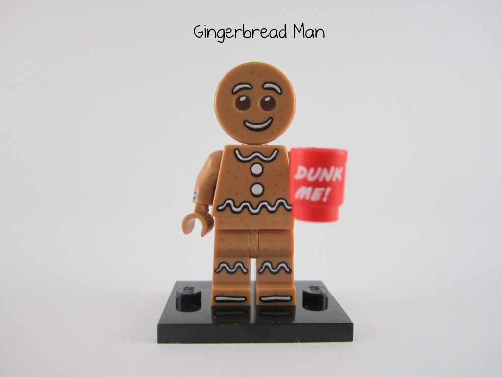 Lego Minifigures Series 11 - Gingerbread Man