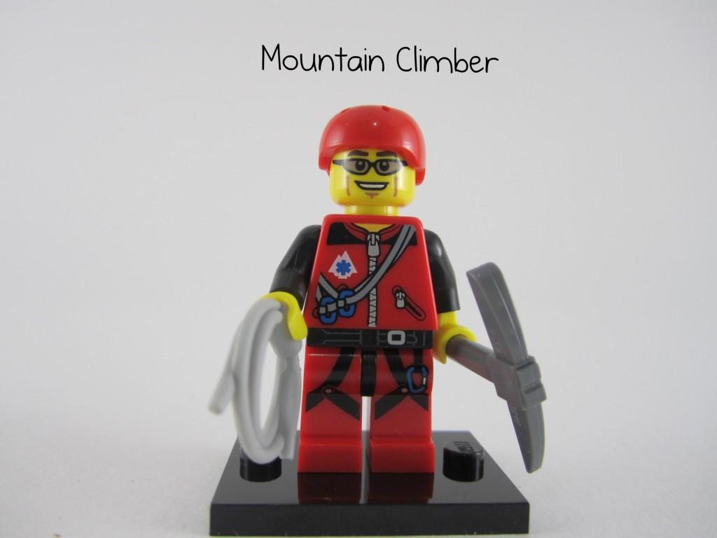 Lego Minifigures Series 11 - Mountain Climber
