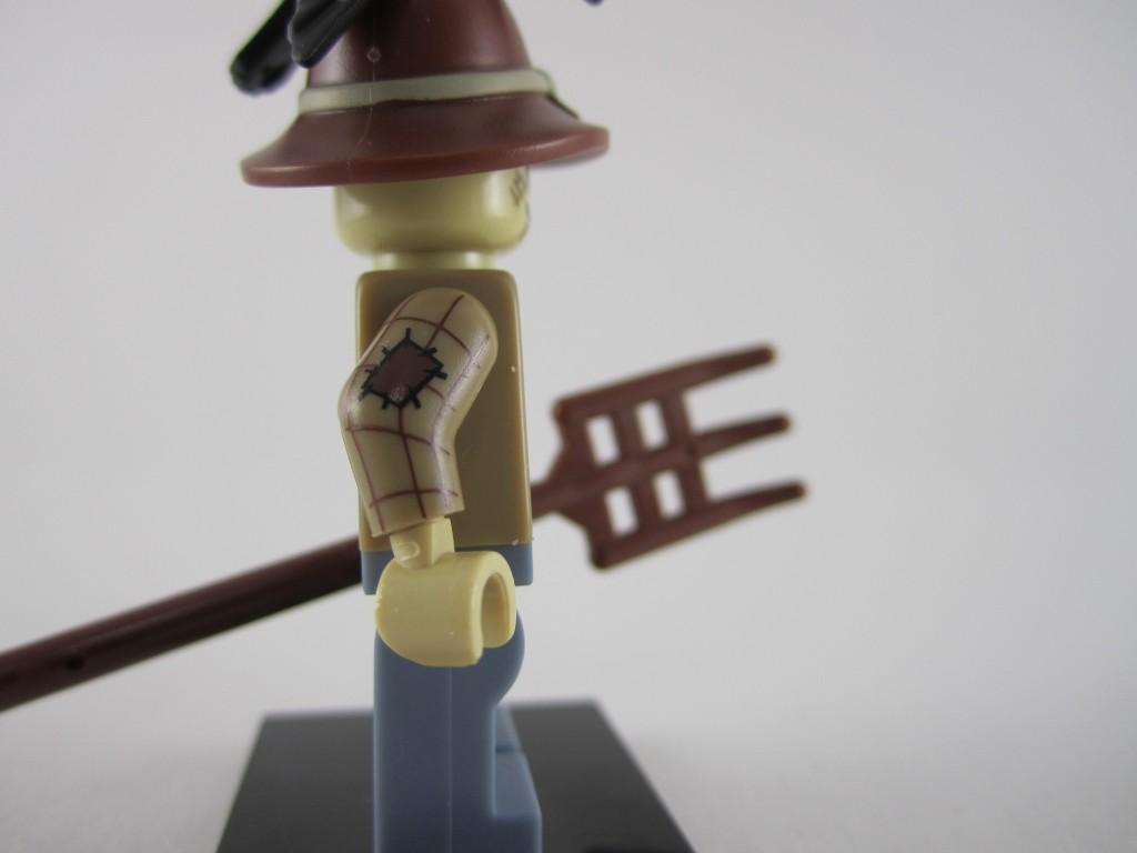 Lego Minifigures Series 11 - Scarecrow Side