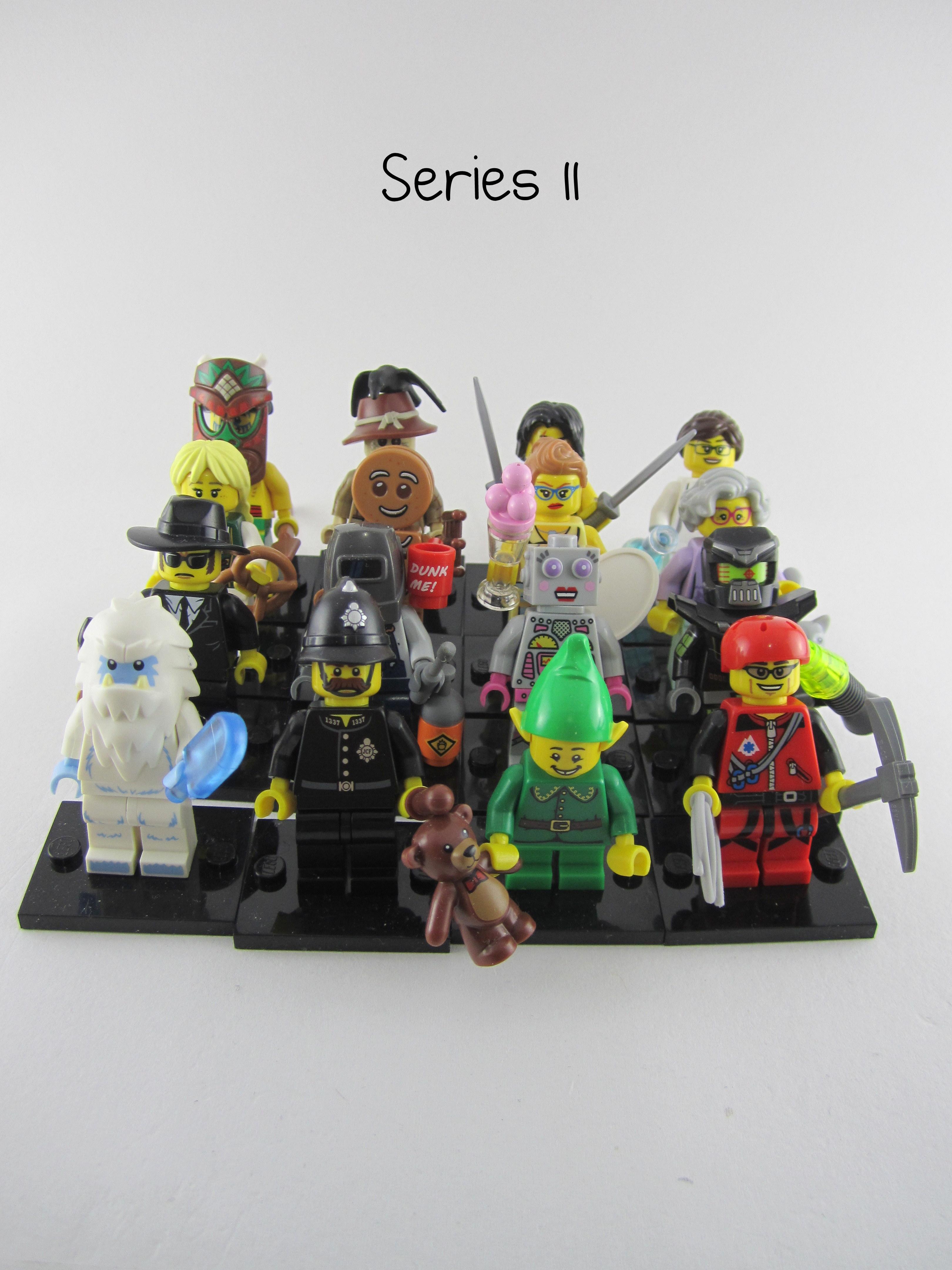 Review: Lego Minifigures Series 11 Part 3 – Jay's Brick Blog