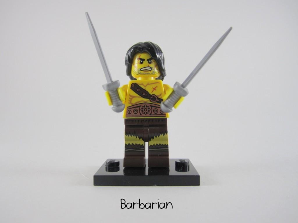 Lego Series 11 - Barbarian