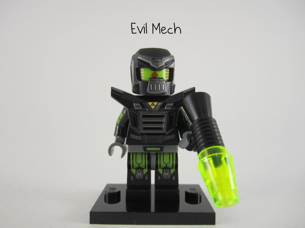Lego Series 11 - Evil Mech