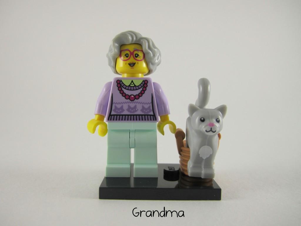 Lego Series 11 - Grandma