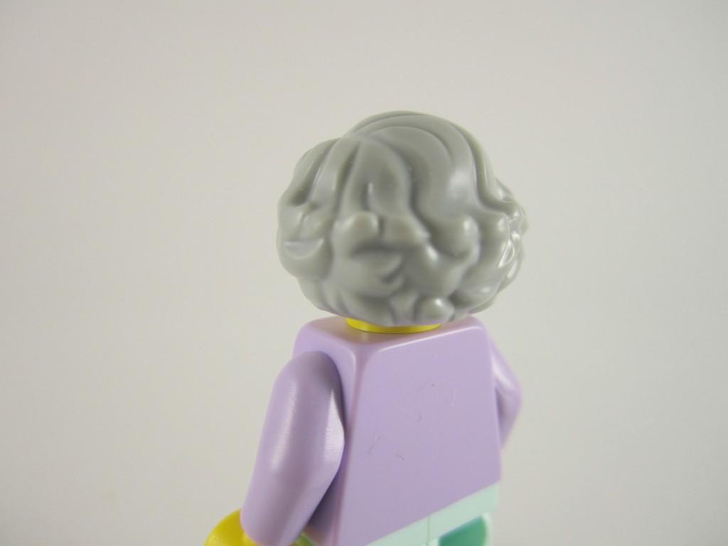 Lego Series 11 - Grandma Hair