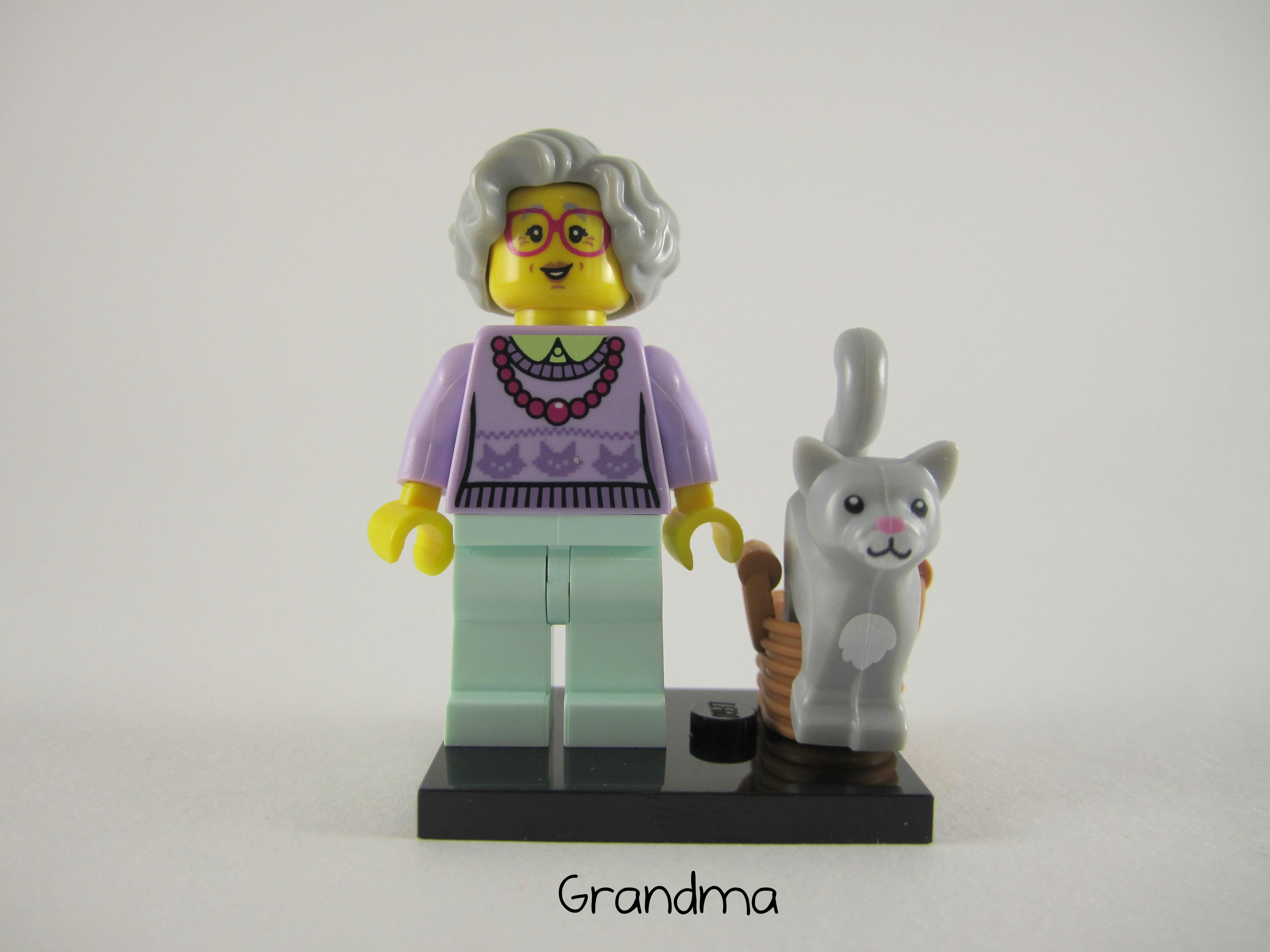 Review Lego Minifigures Series 11 Part 2
