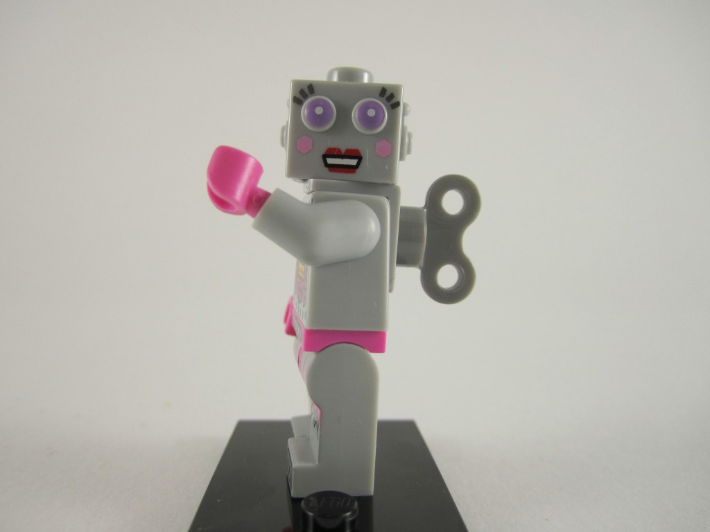 Lego Series 11 - Lady Robot Wave