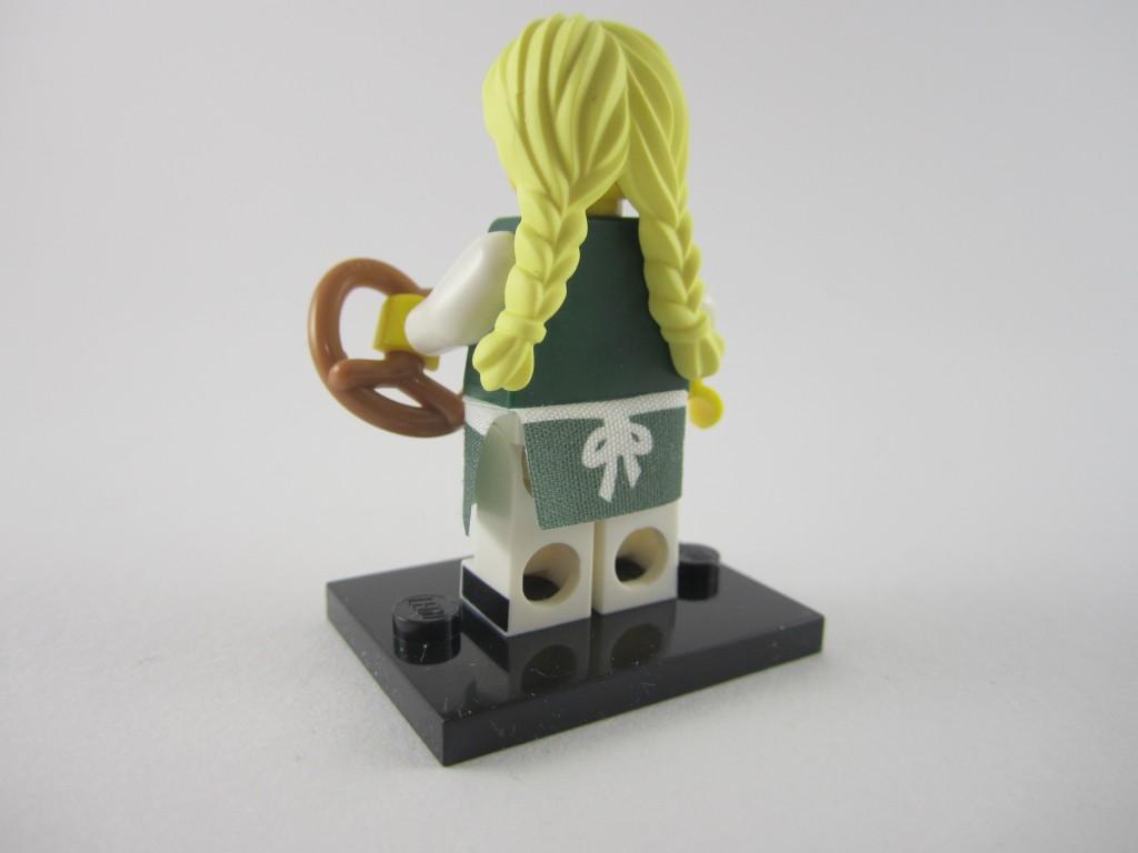 Series 11 Lego Pretzel Girl (1)