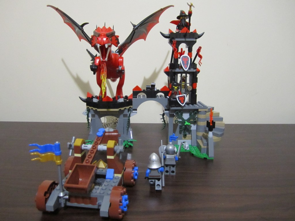 Lego 70403 - Dragon Mountain (29)