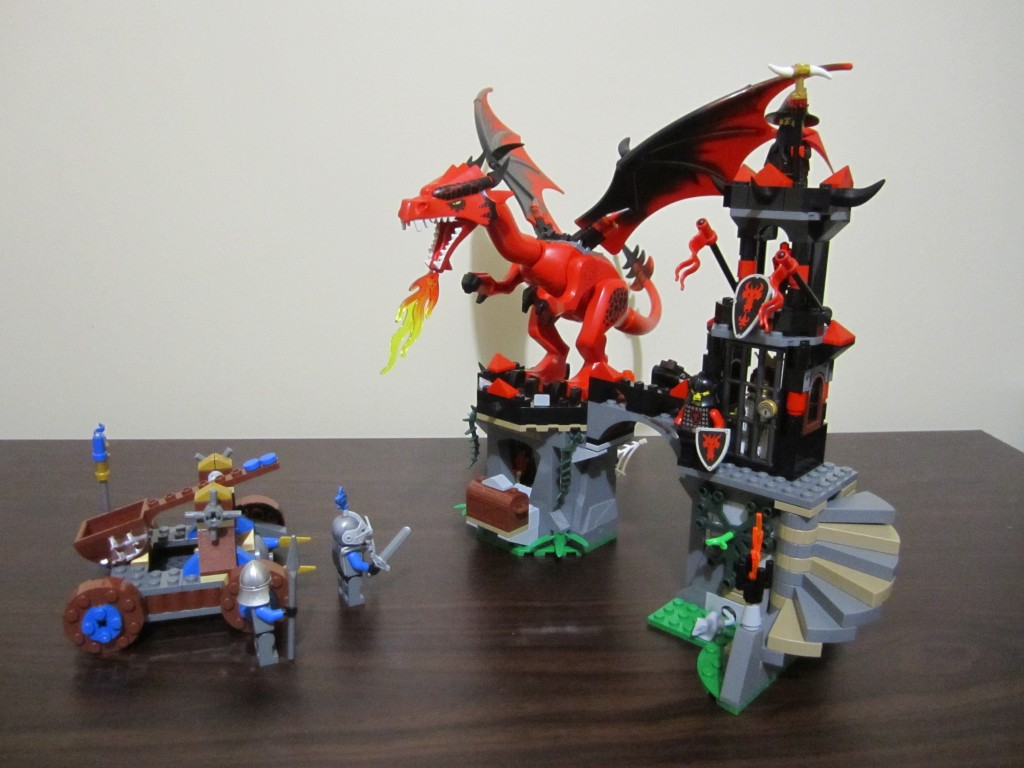 Lego 70403 - Dragon Mountain (30)