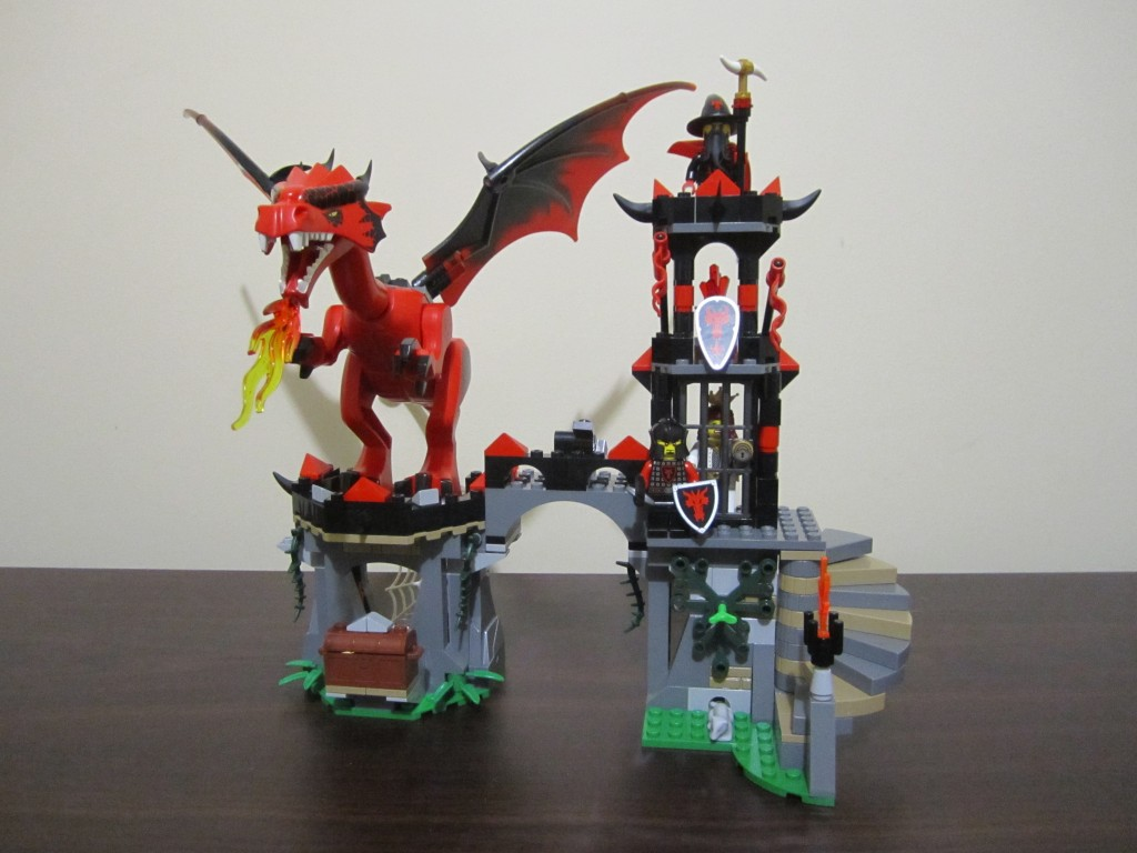 Lego 70403 - Dragon Mountain (31)