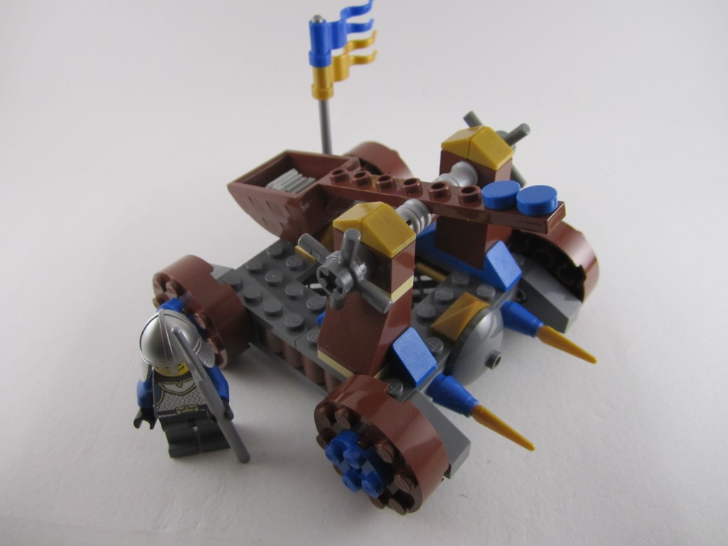 Lego 70403 - Dragon Mountain Catapult