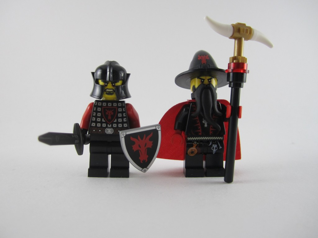 Lego 70403 - Dragon Mountain Dragon Wizard