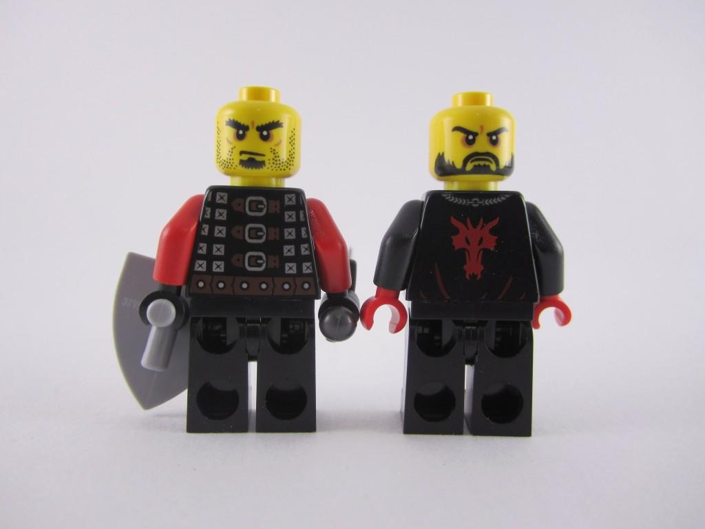 Lego 70403 - Dragon Mountain Evil Knight
