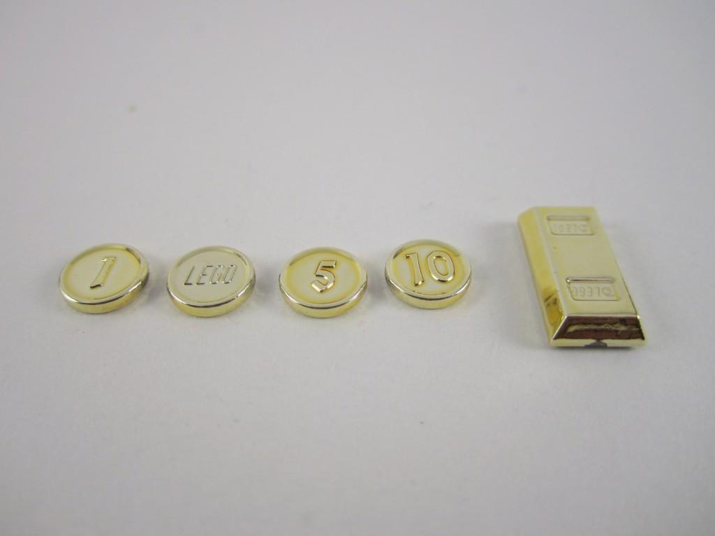Lego 70403 - Dragon Mountain Gold Coins