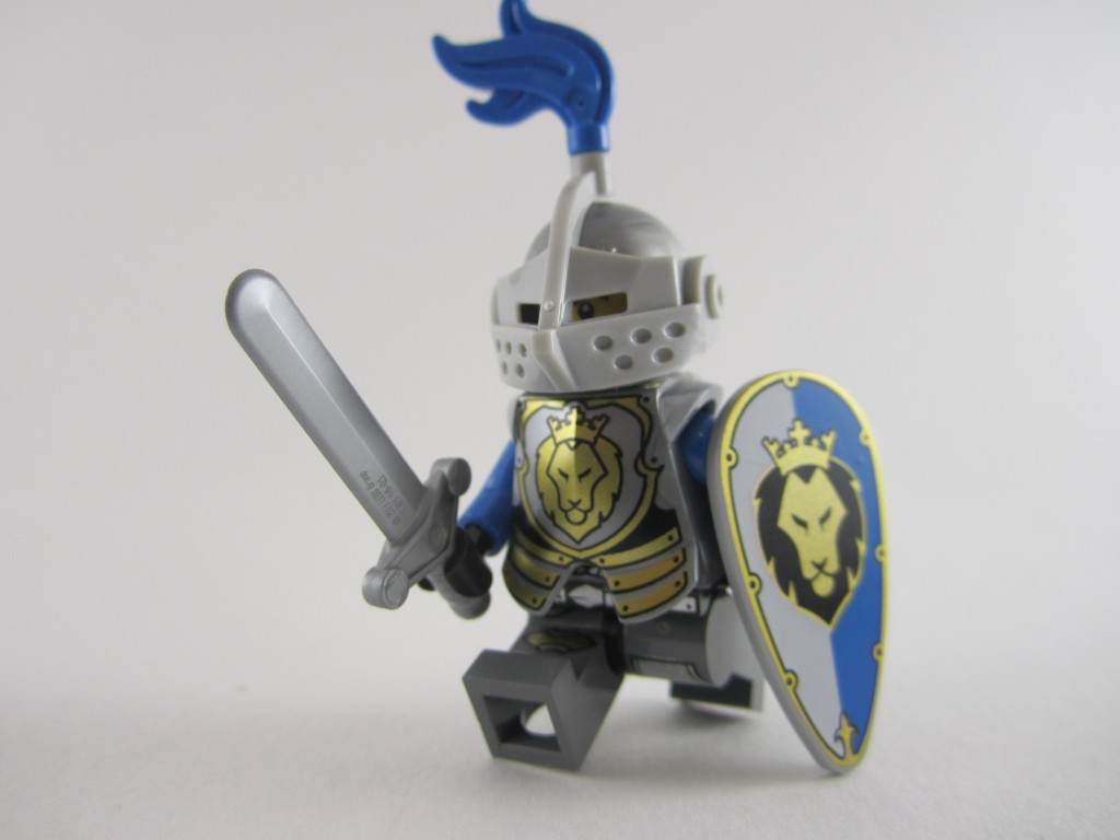 Lego 70403 - Dragon Mountain Knight Minifig