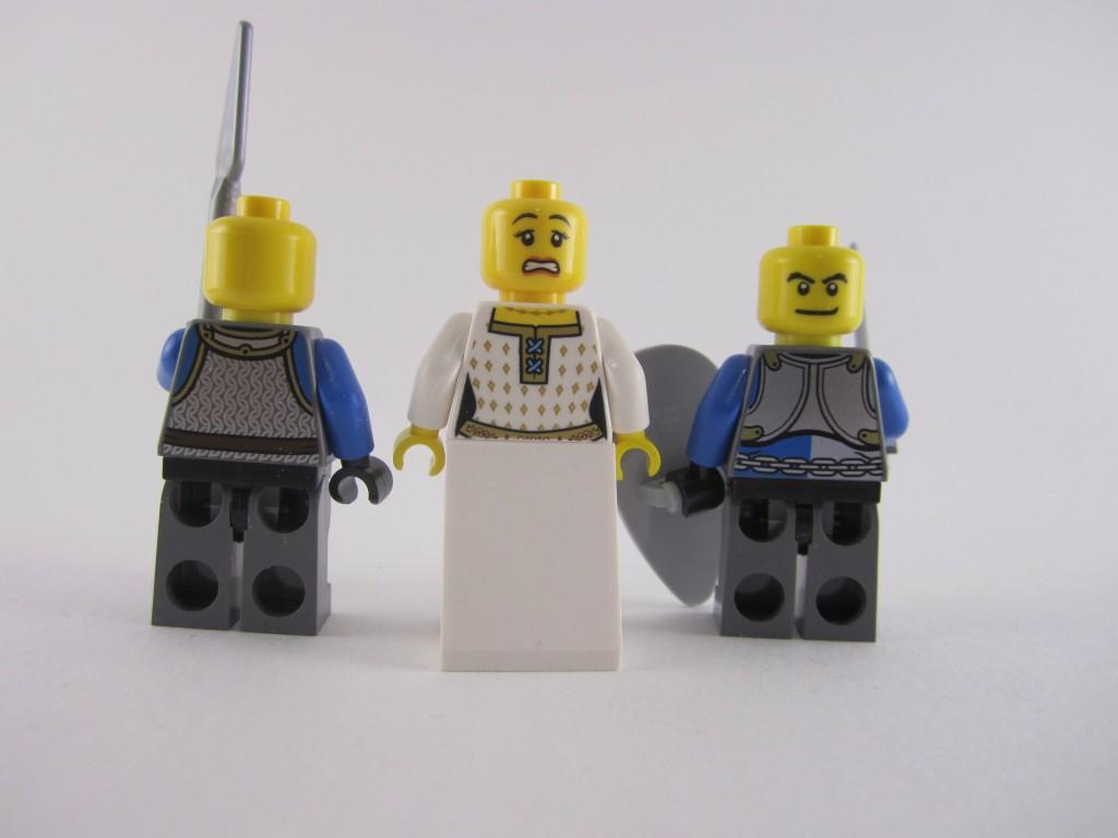 Lego 70403 - Dragon Mountain Princess Minifig