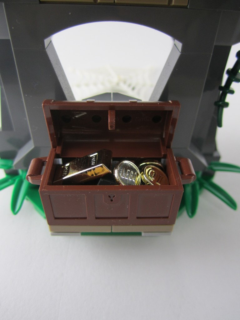Lego 70403 - Dragon Mountain Treasure Chest