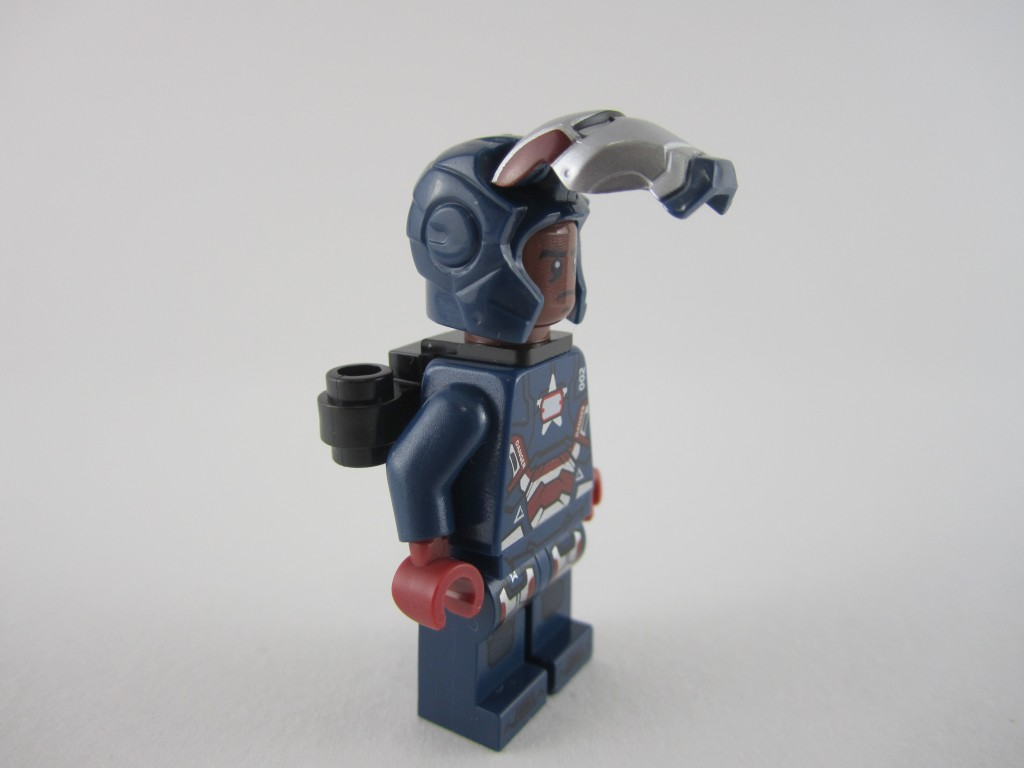 Lego Iron Patriot Minifig (13)