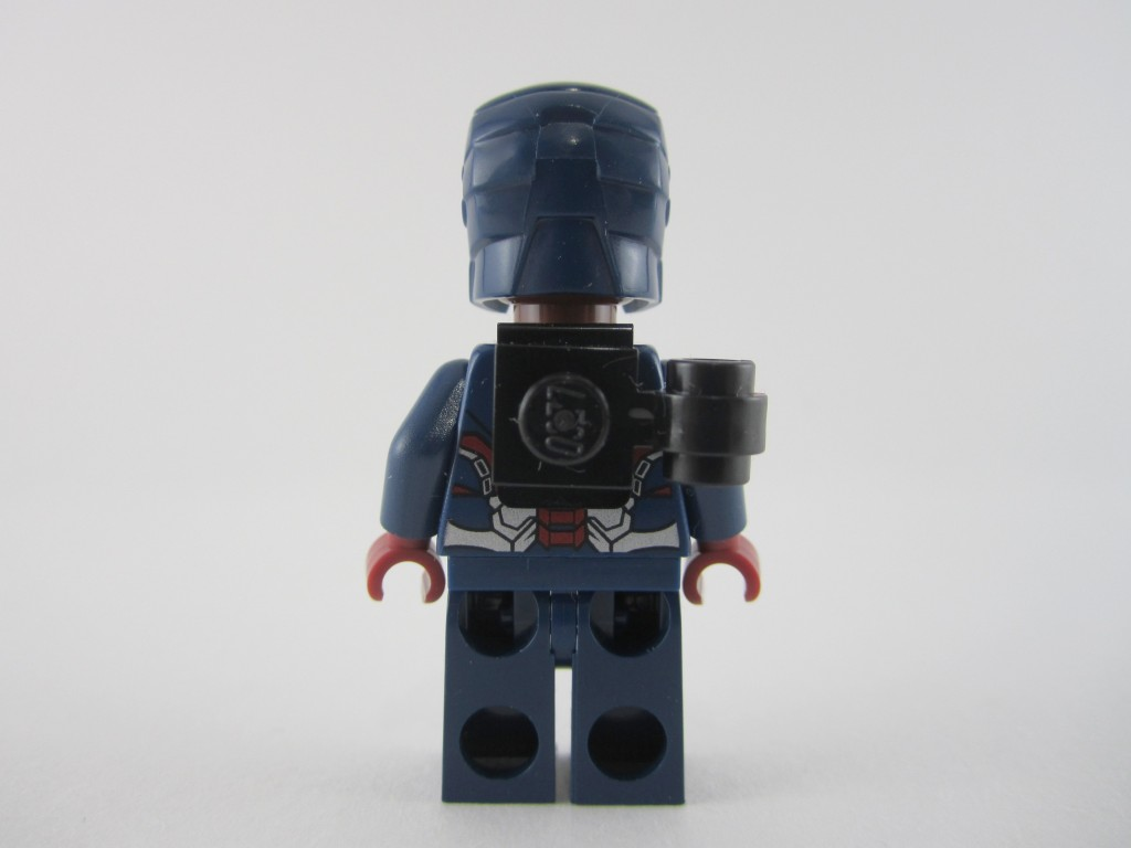 Lego Iron Patriot Minifig (14)