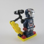 Lego Iron Patriot Minifig (17)