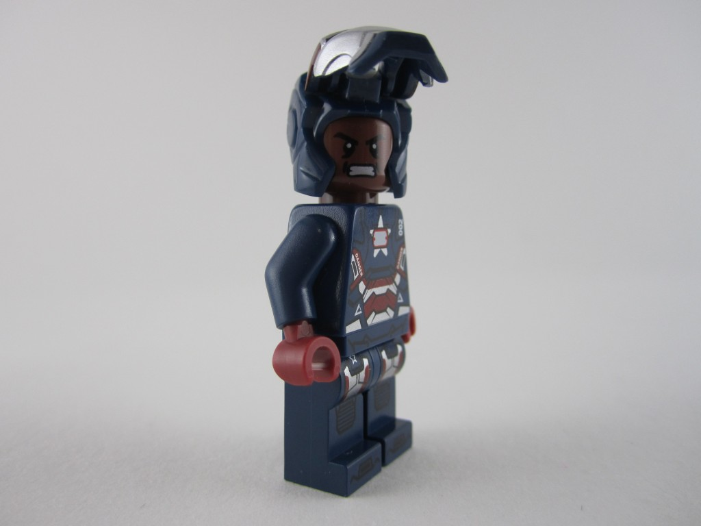 Lego Iron Patriot Minifig (21)