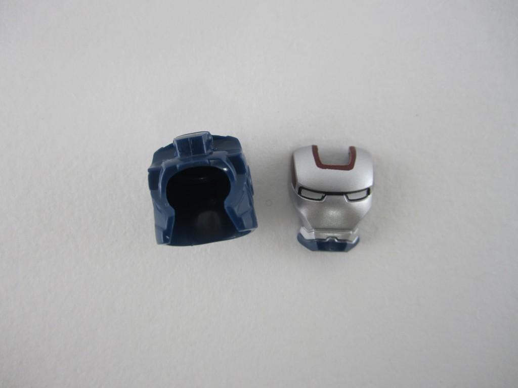 Lego Iron Patriot Minifig (7)