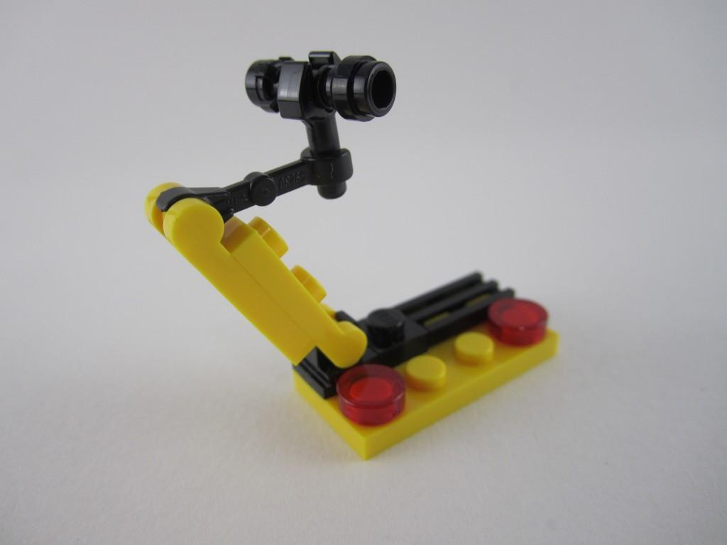 Lego Iron Patriot Minifig (8)
