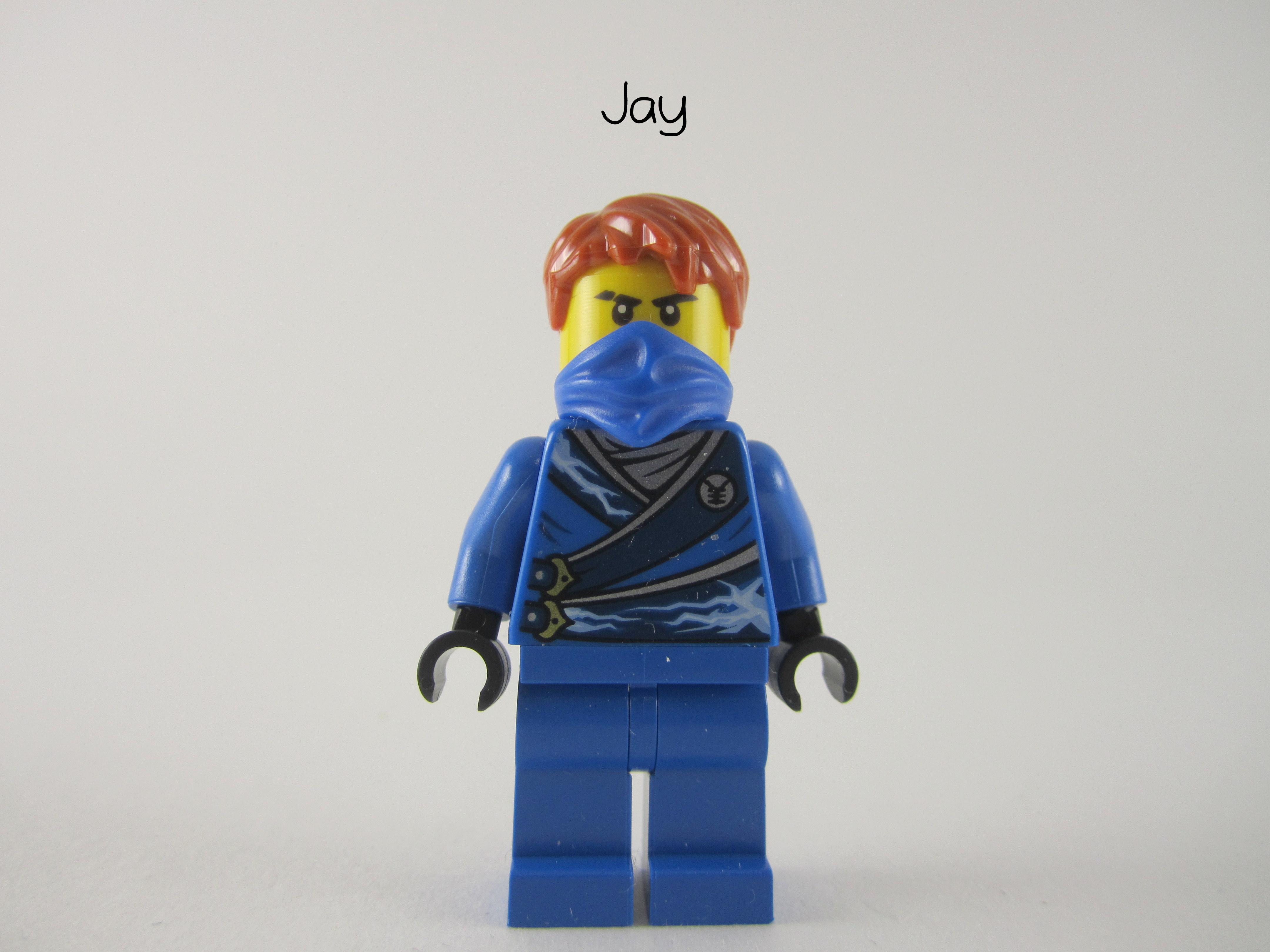 707023 - Ninjago Jay 2014