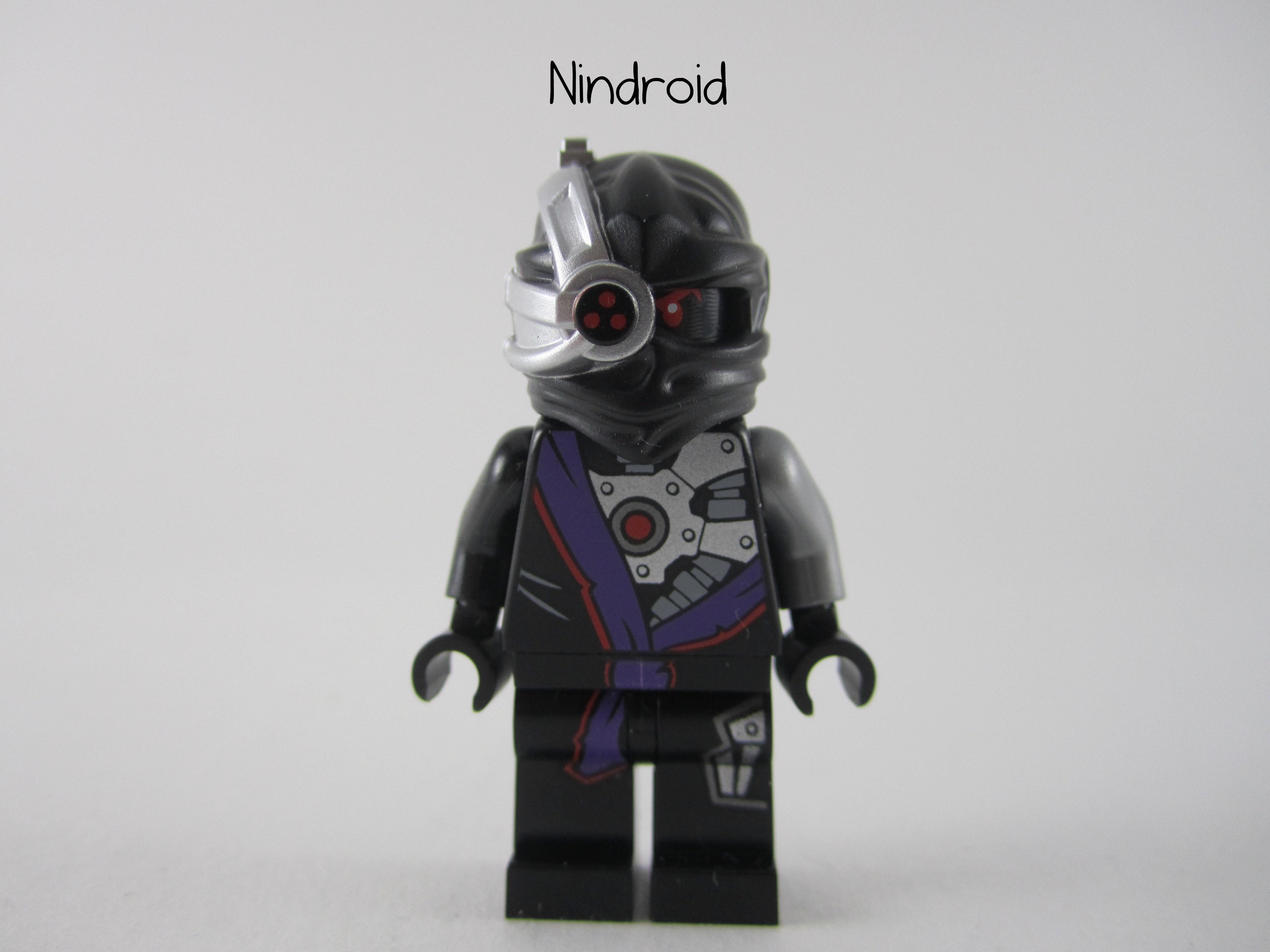 707023 - Ninjago Nindroid