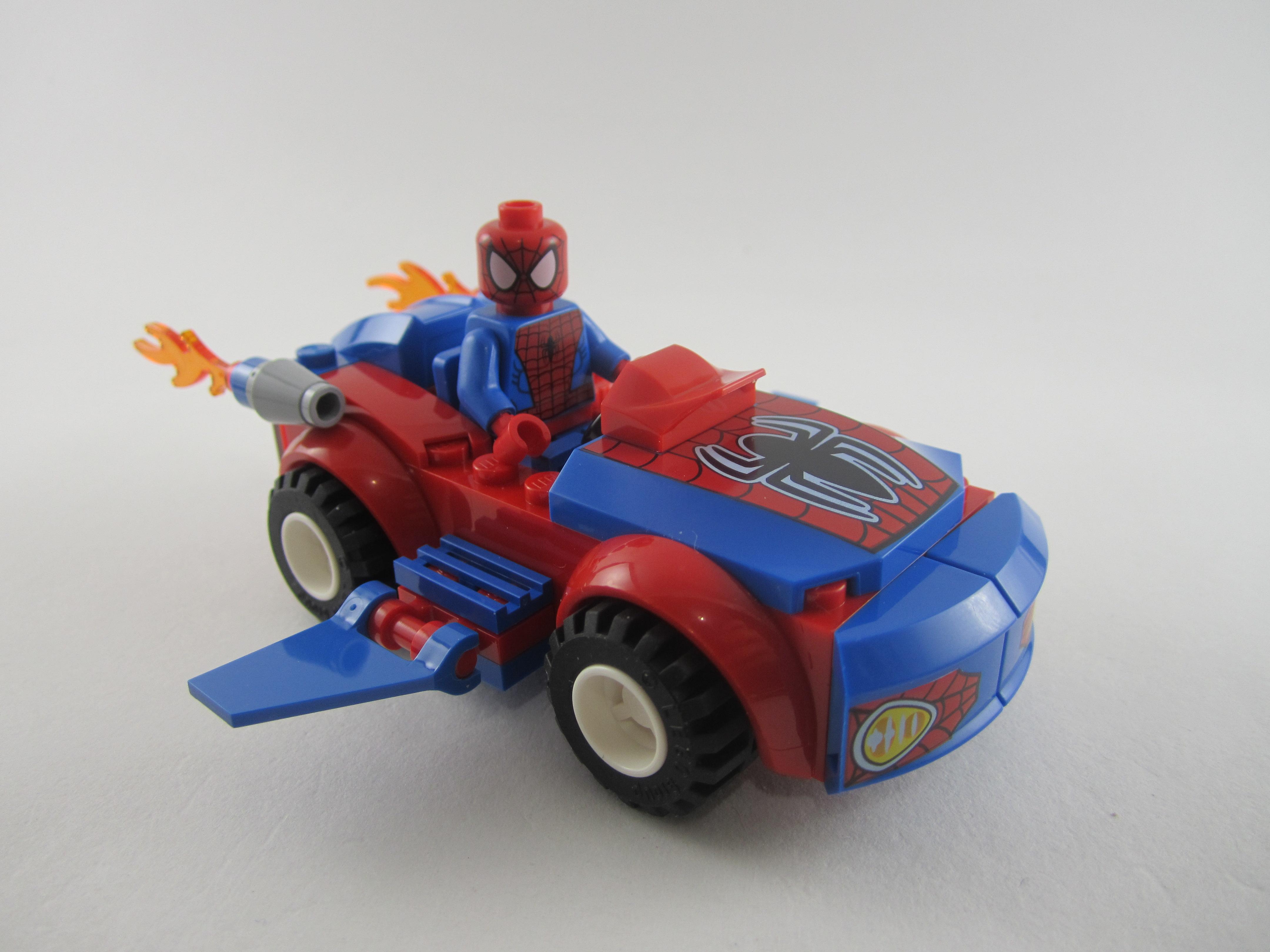 Review lego juniors 10672 batman defend the batcave - Spiderman batman lego ...