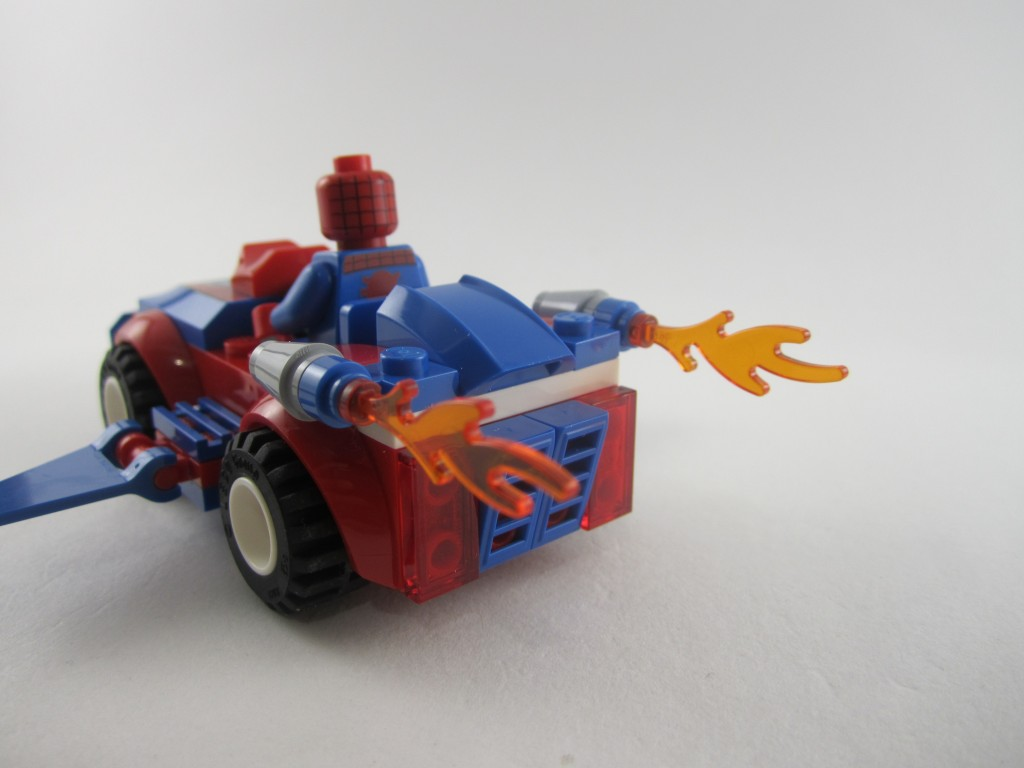 LEGO Juniors Spiderman Spider Car Pursuit 10665 (12)