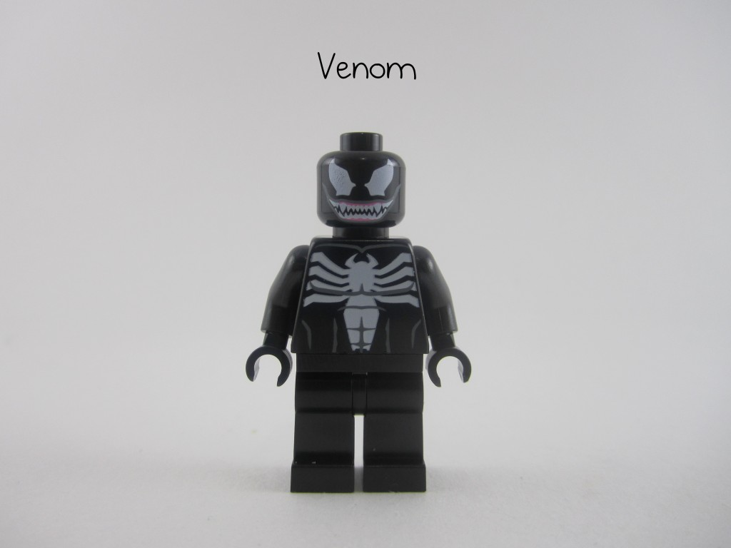 LEGO Juniors Venom Minifigure