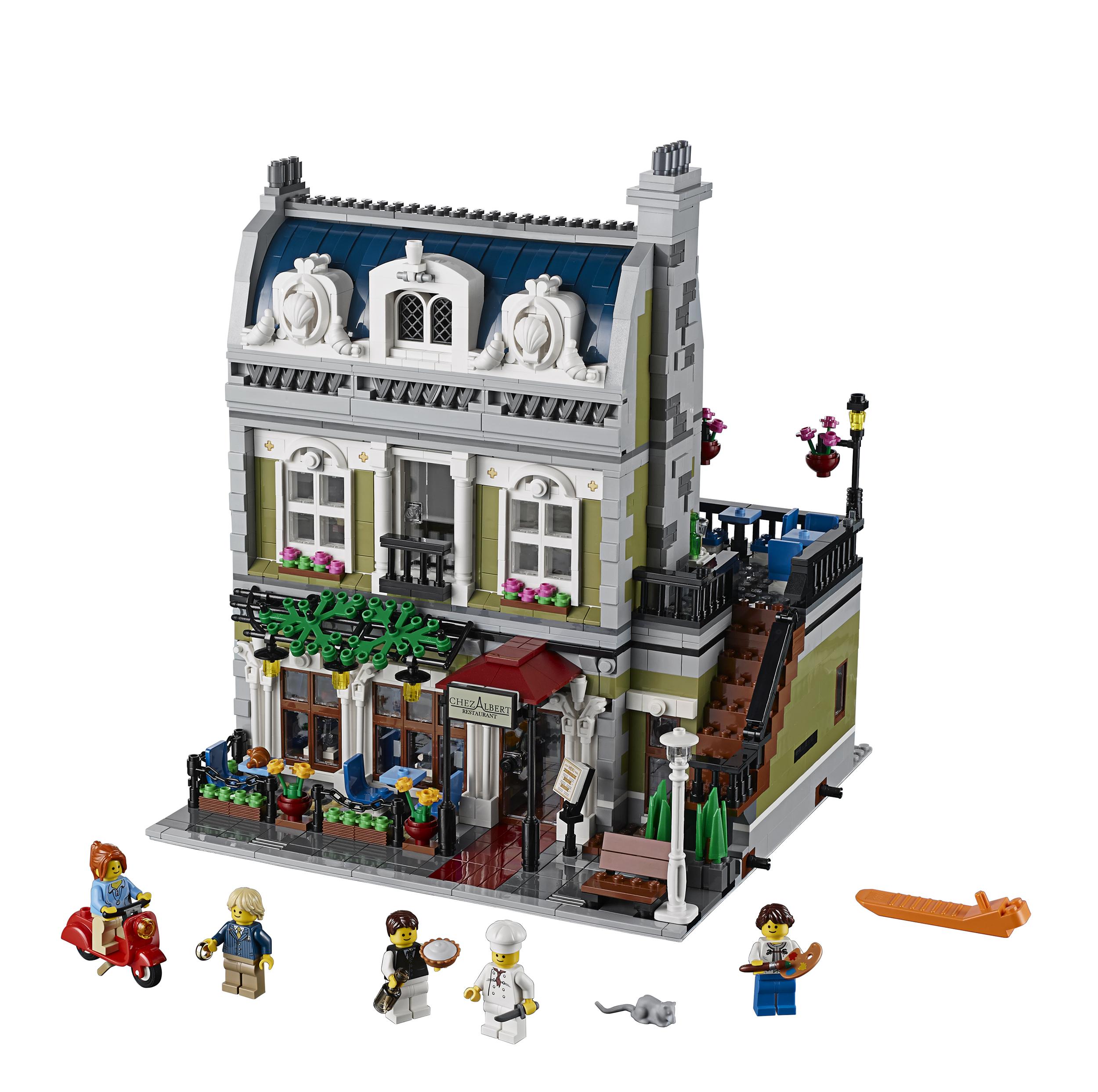 Lego 10243 Modular Parisian Restaurant