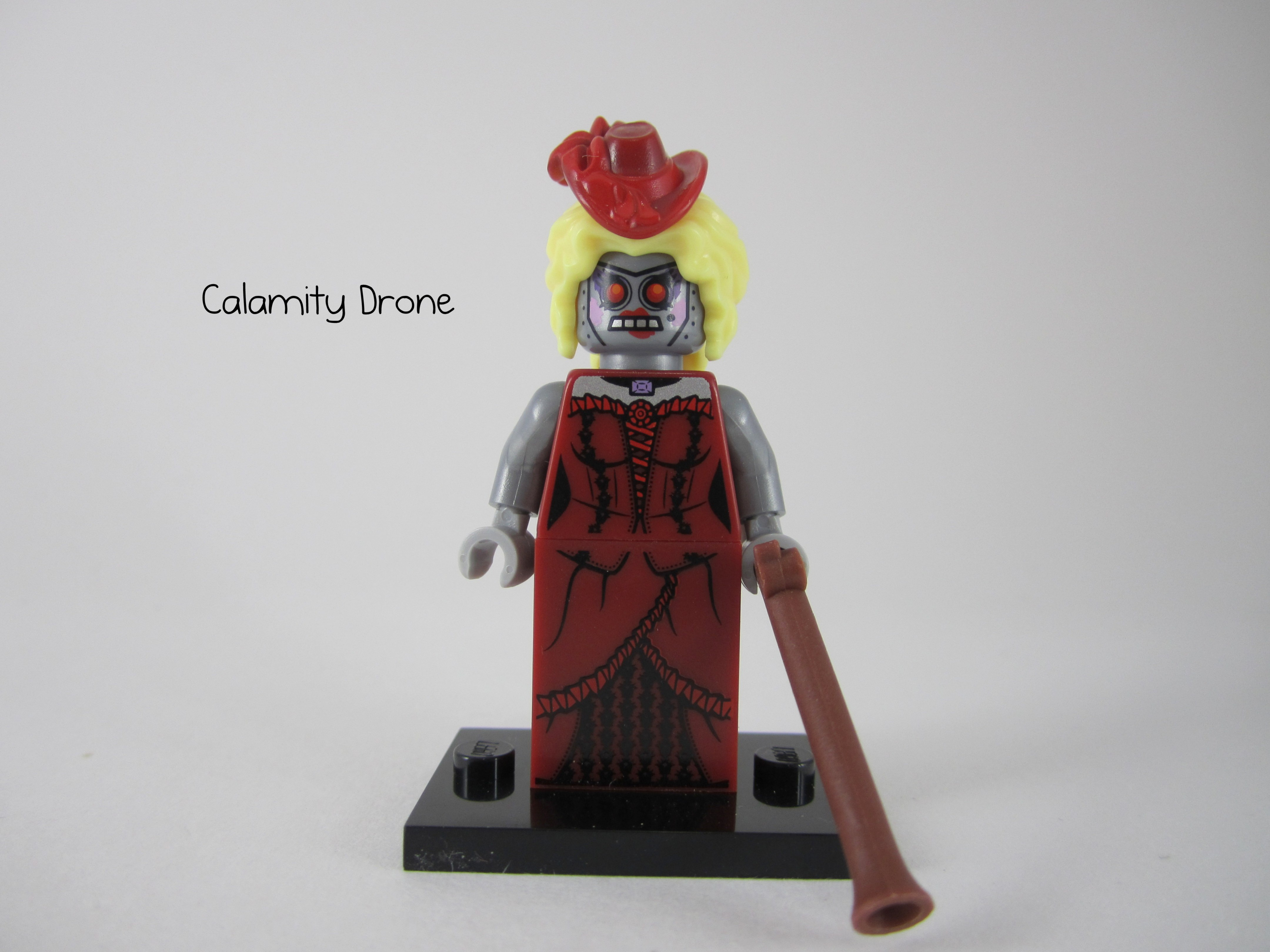 Calamity Drone minifig