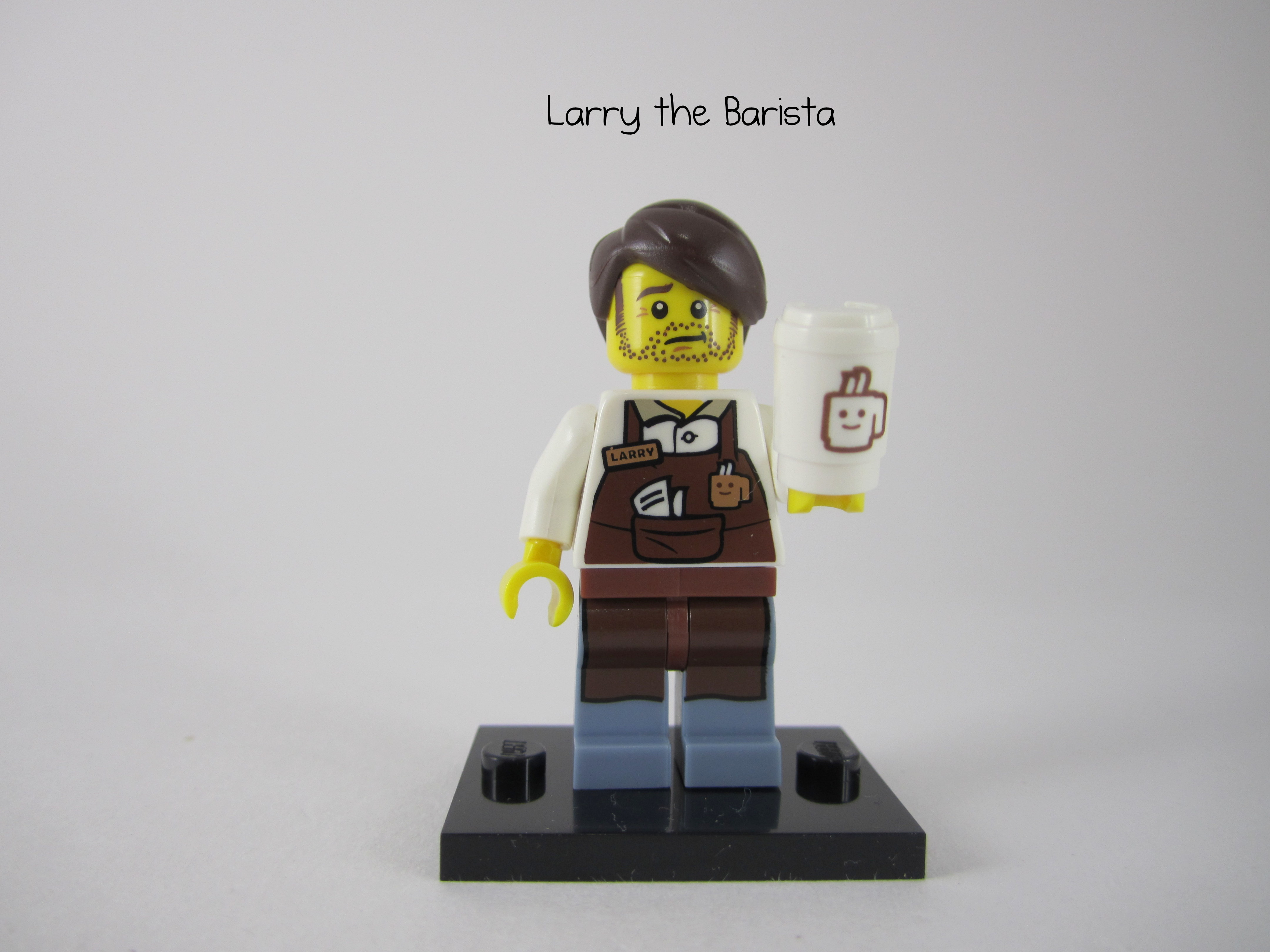 Lego Hipster Minifig