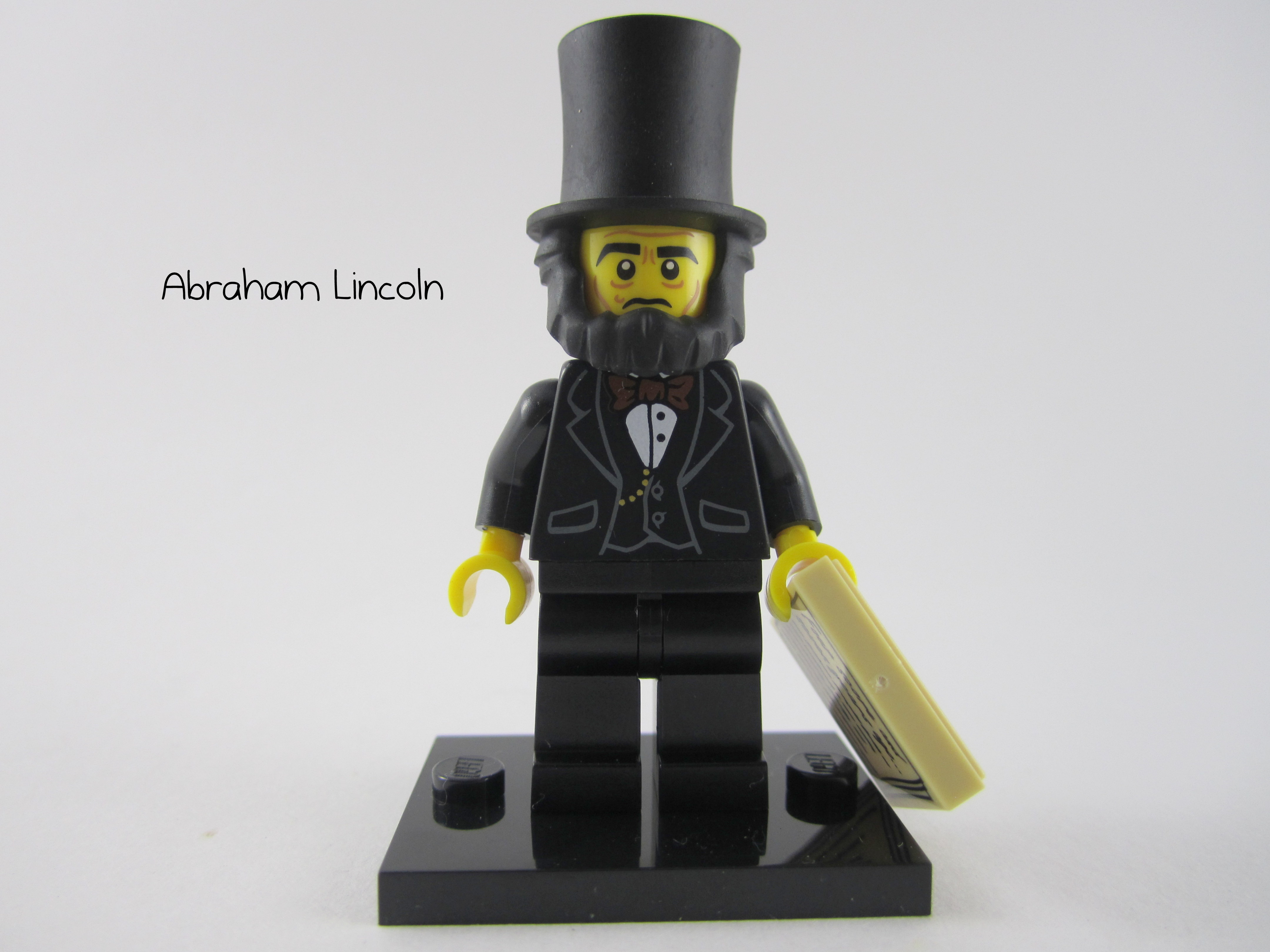 Abraham Lincoln Minifig
