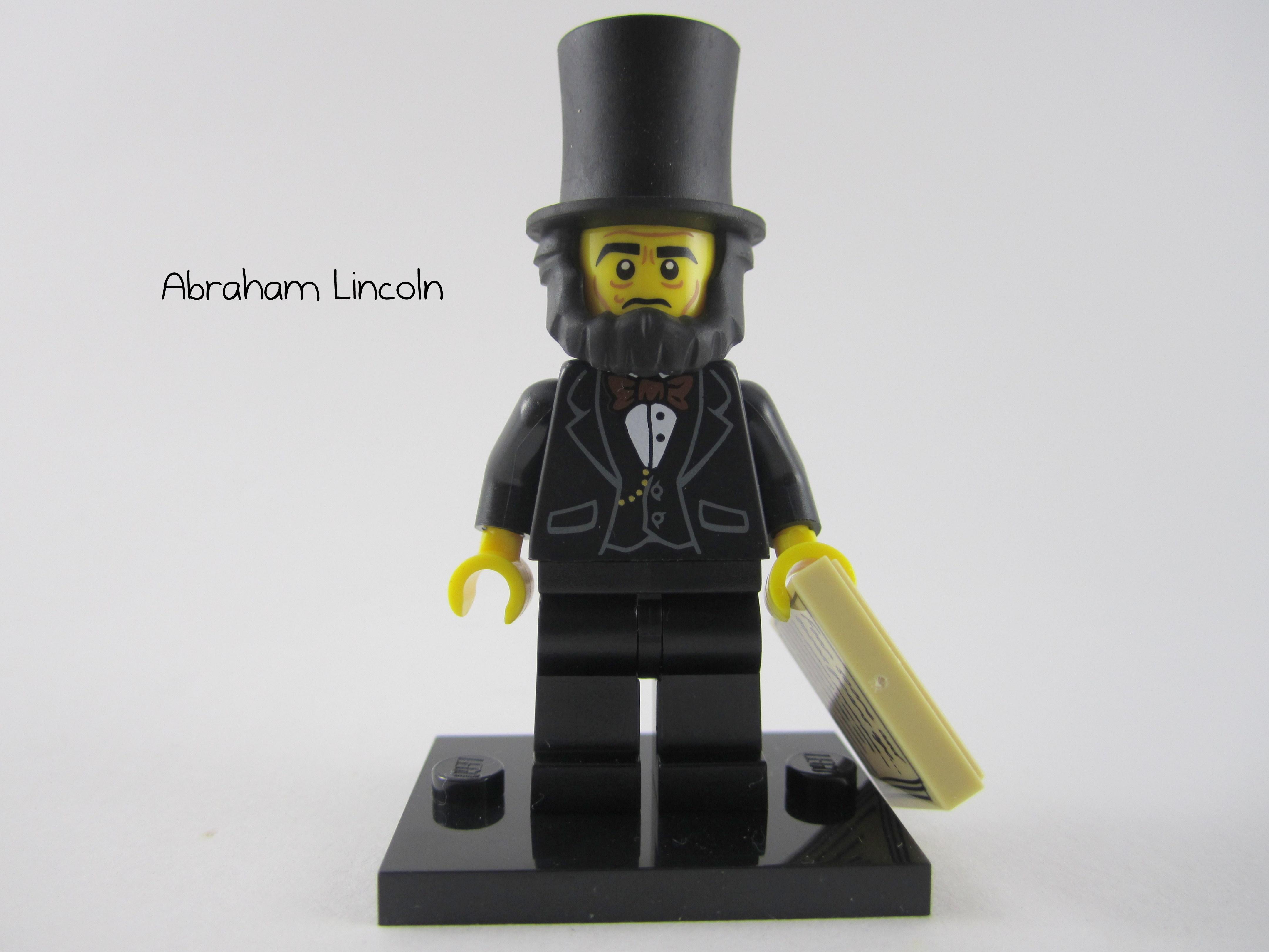 Review The Lego Movie Minifigures Part 1 Jays Brick Blog