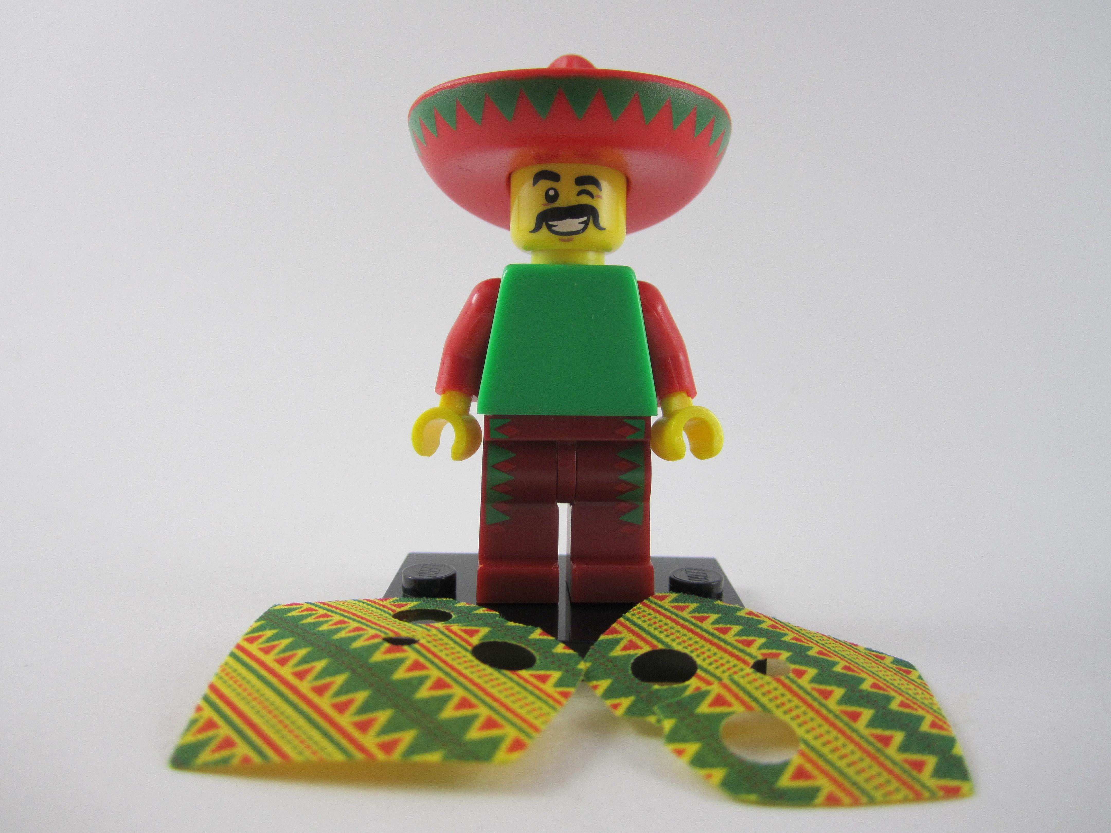 Lego Movie Taco Tuesday Guy
