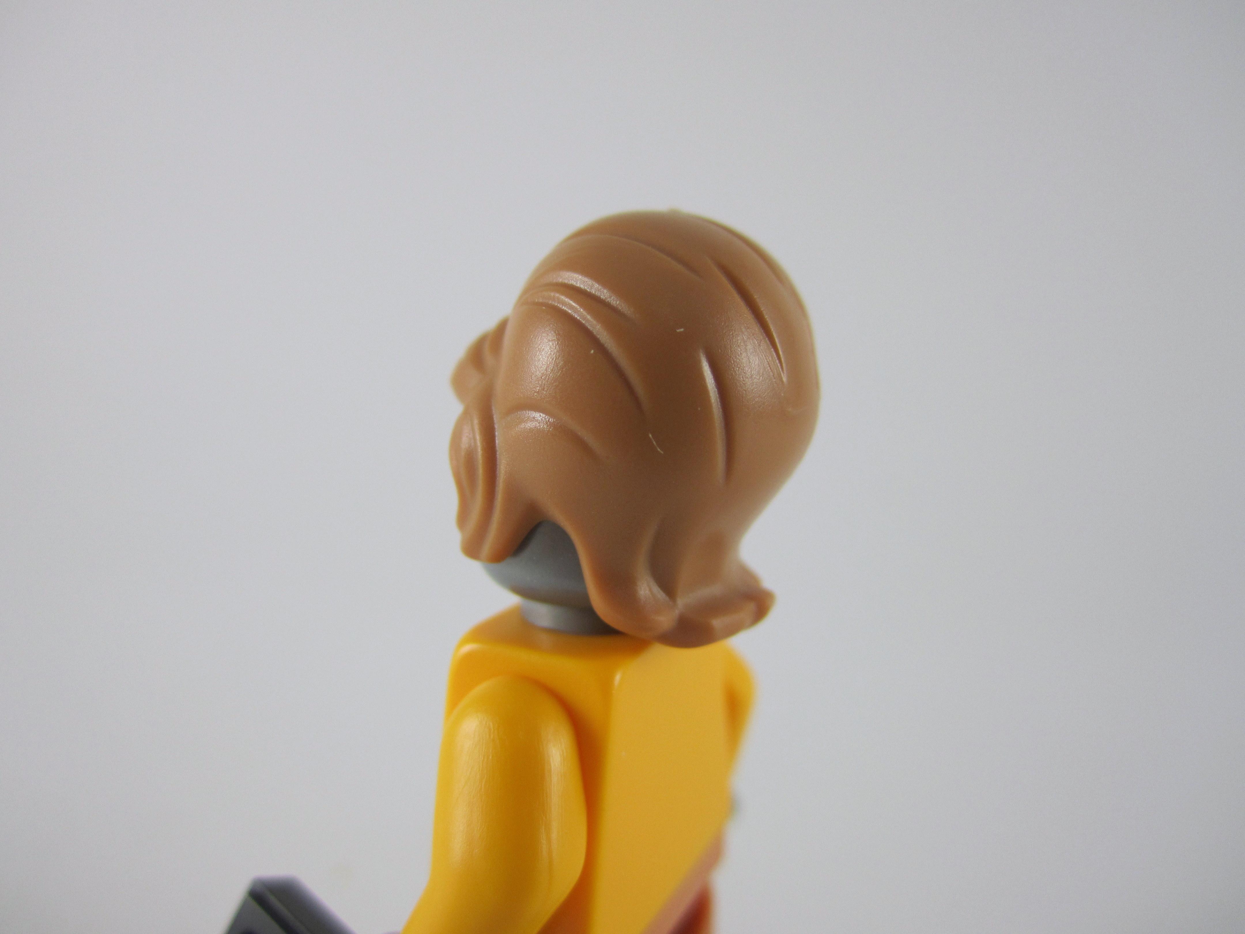 Lego Movie Velma Staplebot Hair