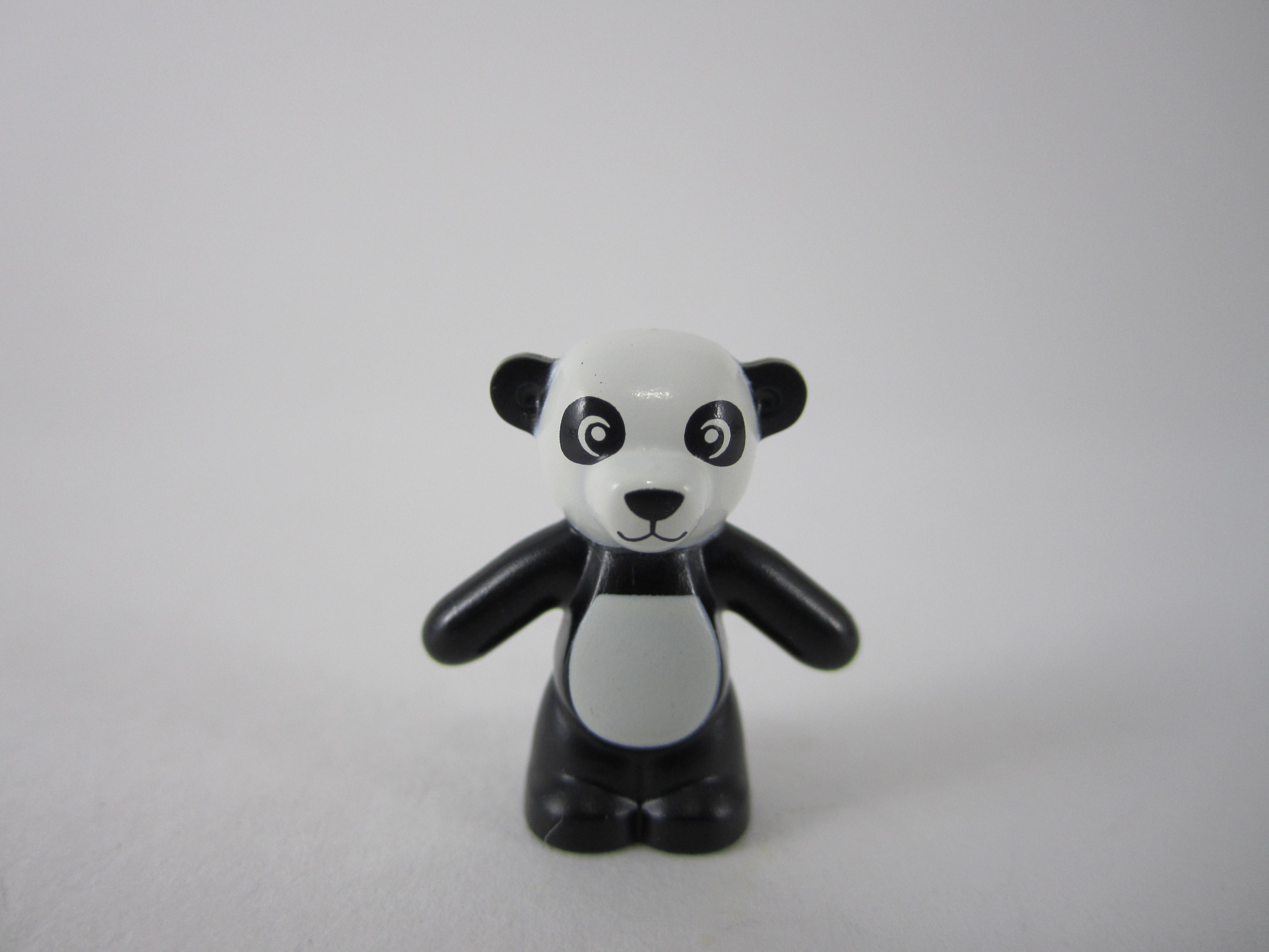 Lego Panda Doll