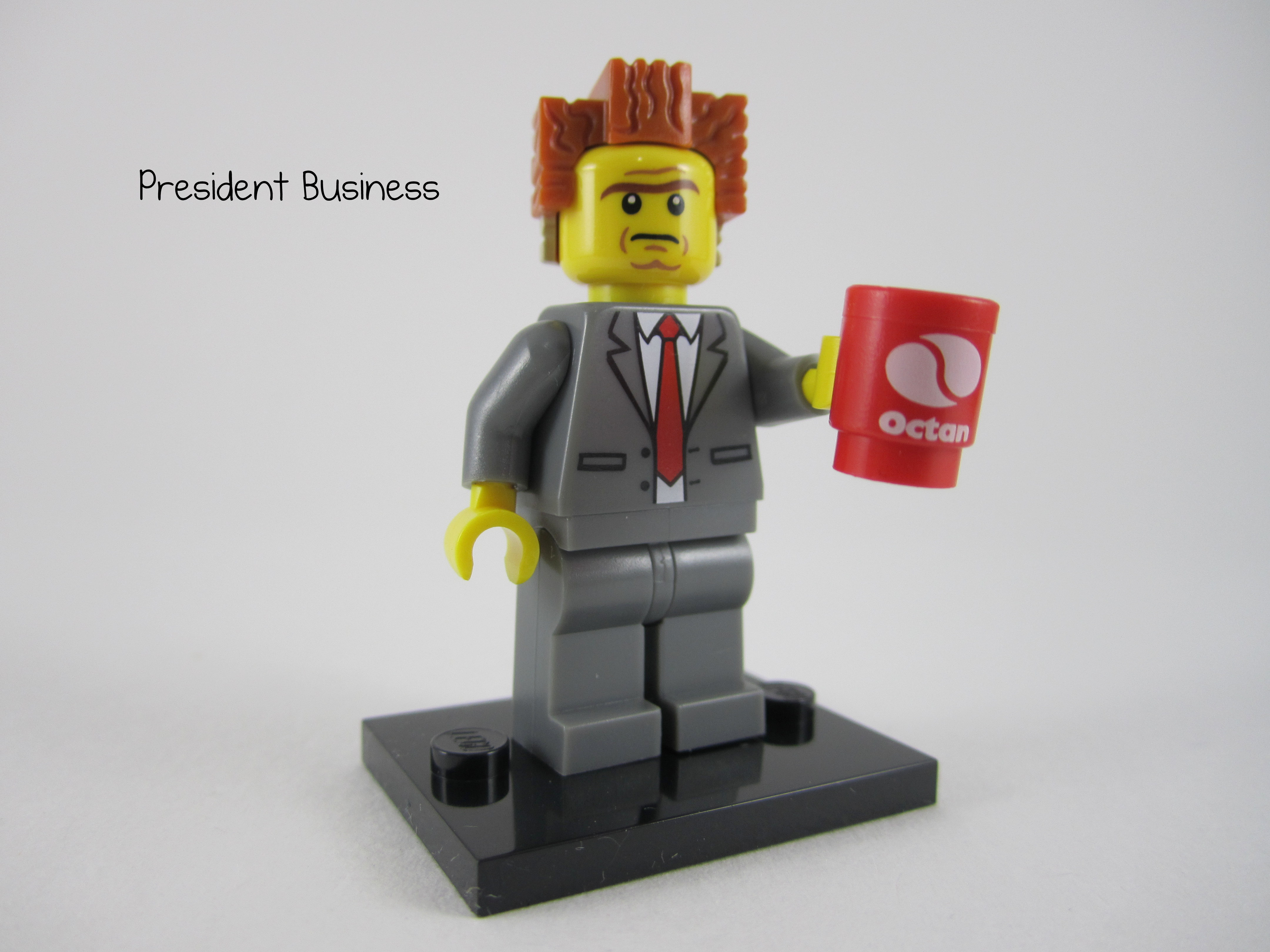 Lord Business Minifig