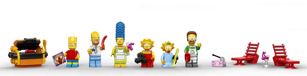 LEGO officially announces the Simpsons Family House (71006)