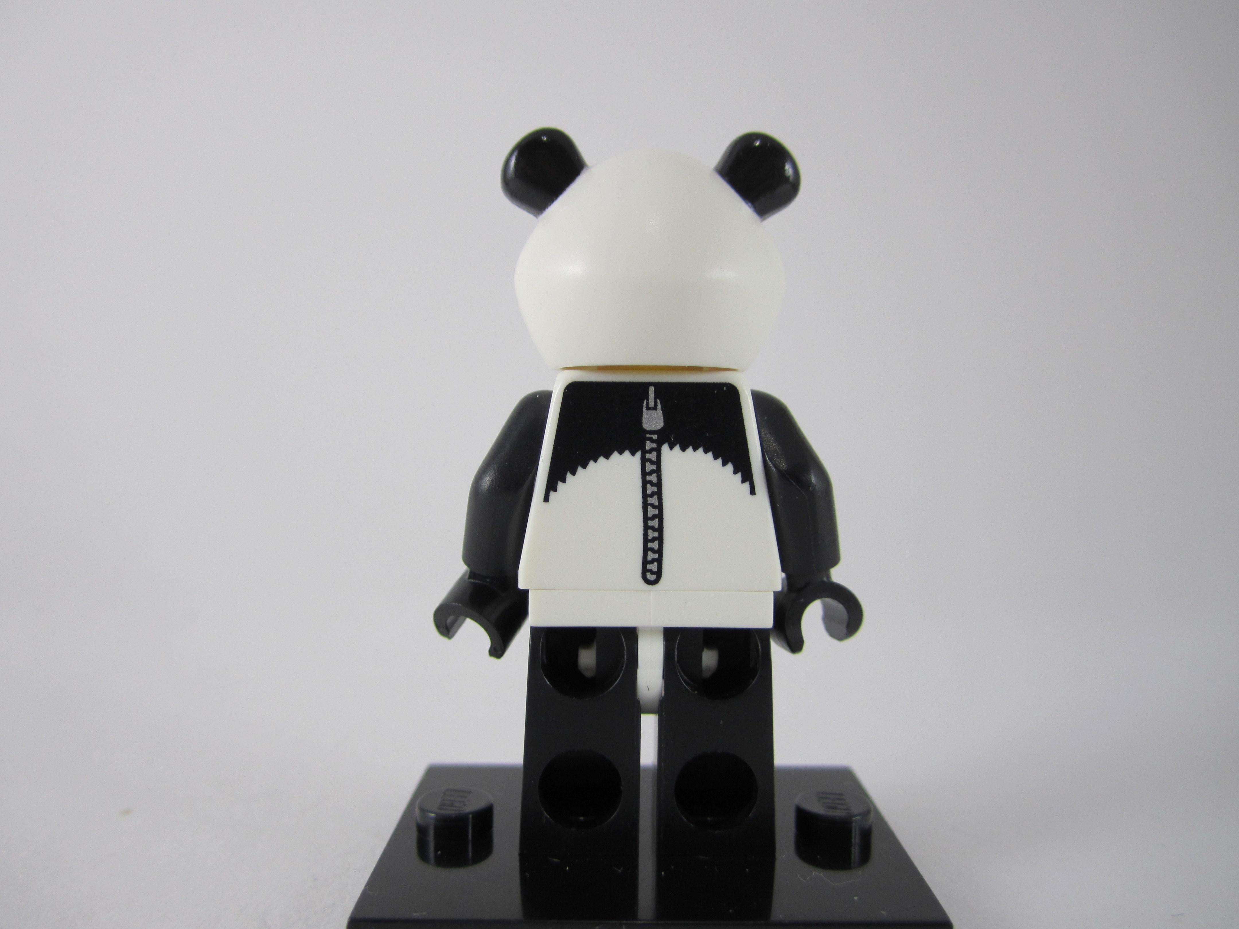 Panda Guy Back